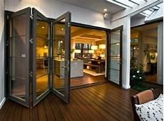 separation de bureau en verre les portes pliantes design en 44 photos porte pliante