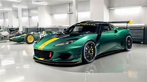 Lotus Evora GT4 Concept 2019 4K 2 Wallpaper  HD Car
