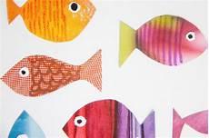 Fische Basteln Mit Kindern Fische Basteln Mit Kindern Ostern Crafts Diy Und