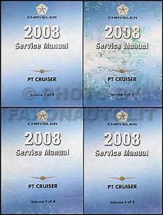 free car manuals to download 2008 chrysler pt cruiser engine control 2008 chrysler pt cruiser repair shop manual original 4 volume set