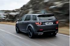 Land Rover Discovery Sport Could Gain Hybrid Option Next