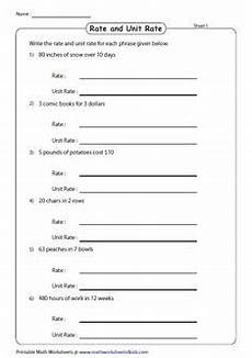 unit rate word problem worksheets 6th grade 11157 50 best unit rate images teaching math high school maths math
