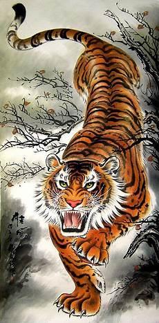 title mit bildern tiger vorlagen tiger