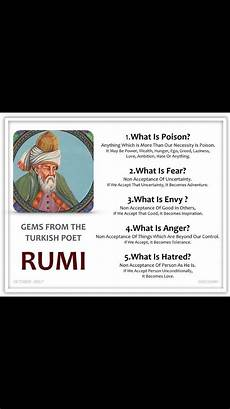 rumi poet gems from the turkish poet rumi