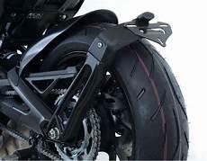 plaque immatriculation 2 roues support de plaque d immatriculation sur roue r g racing noir yamaha mt 09 17 18 pi 232 ces