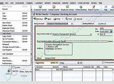 void vs delete a check in quickbooks