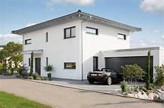 Stadtvilla Mit Garage Im walmdach villa individuell modern bauen mit