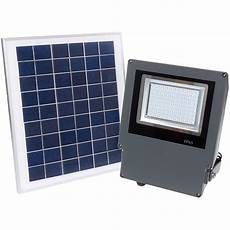 reusable revolution 10 watt solar outdoor integrated led lithium ion rechargeable security flood