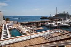 Monte Carlo Weekly Photo The New Monaco Yacht Club The Pool