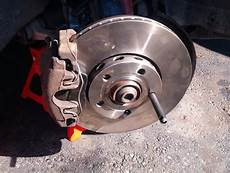 a4 b5 front brake pads rotors replacement diy with pics by mksu19 diys