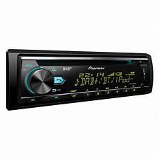 autoradio mit dab pioneer deh x7800dab bluetooth spotify dab radio usb ipod