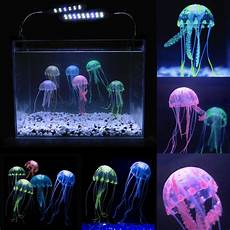 jual mainan hiasan dekorasi aquarium jelly fish ubur ubur