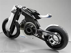 Honda Electric Motorcycle Concept