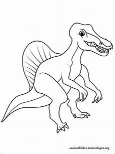 spinosaurus ausmalbilder kostenlos und gratis malvorlagen