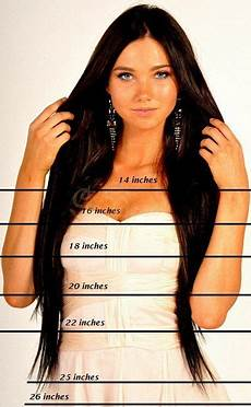 frequently asked questions hair extensions hair lengths