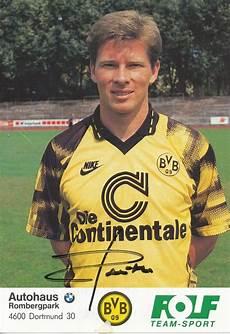 Football Cartophilic Info Exchange Borussia Dortmund