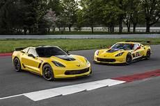 new 2016 corvette z06 c7 r edition pays homage to c7 r racecar