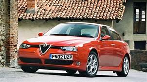 2002 Alfa Romeo 156 GTA Wallpapers & HD Images  WSupercars