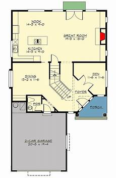 two storey narrow lot house plans two story traditional home for a narrow lot 23732jd