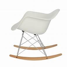 Acheter Eames Rocking Chair Blanc Eames Rar Chez