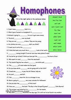 homophones worksheets 18301 homophones 1 avec images enseigner l anglais enseignement exercice