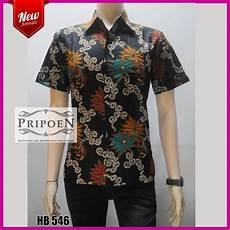 grosir baju batik pria hb 546 pripoen batik pekalongan baju batik pekalongan