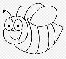 Bumble Bee Template Printable Clip Coloring
