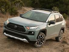 2019 Toyota Rav4 Adventure Blue Flame  Used Car Reviews