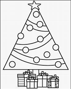 ausmalbilder malvorlagen tannenbaum kostenlos zum