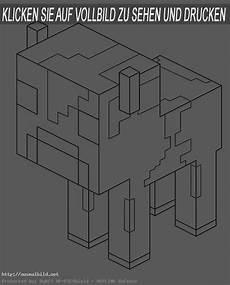 minecraft 7 ausmalbild