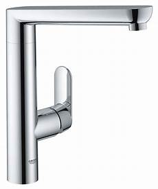 grohe k7 monobloc chrome kitchen sink mixer tap 32175 000