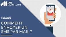 Comment Envoyer Un Sms Par Mail
