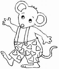 Malvorlagen Gratis Lengkap Winkende Maus 2 Ausmalbild Malvorlage Tiere