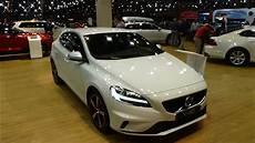 Volvo V40 2018 - 2018 volvo v40 r design momentum exterior and interior