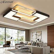 Led Deckenleuchte Esszimmer - modern led ceiling light for living room bedroom dining