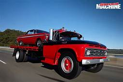 '64 MERCURY COMET AND M700 CAR TRUCK COMBO