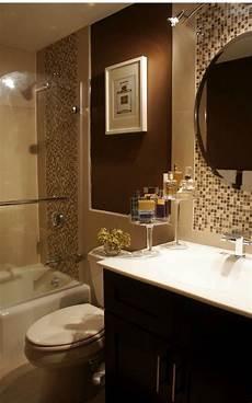 Bathroom Ideas Brown Vanity by Perfume Bottle Staging Brown Bathroom Bathroom Decor