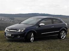 2009 Opel Astra H Gtc Pictures Information And Specs