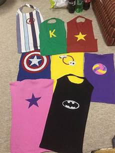 Superhelden Capes Zum Kindergeburtstag Superheld