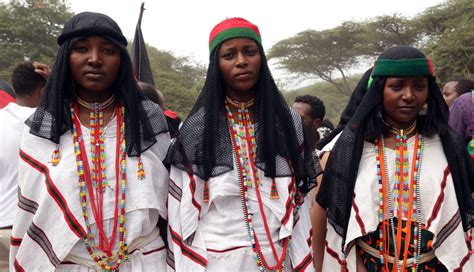 Oromo Population 2018