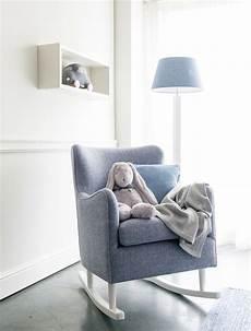 Rocking Chair Chaise 224 Bascule Chambre B 233 B 233