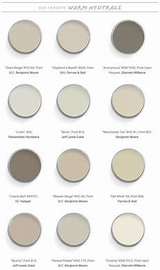 12 best warm neutral paint colors pinterest home decor
