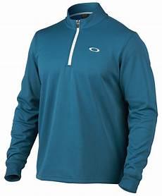 oakley mens solid 1 4 zip fleece golfonline