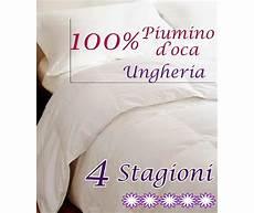 piumone 4 stagioni piumone 4 stagioni 100 piumino ungheria matrimoniale