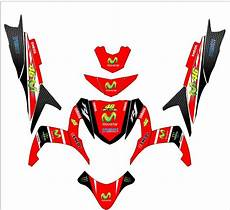 Stiker Motor Mio Gt Keren by Jual Decal Stiker Mio Soul Gt Di Lapak Cloud Decal Custom