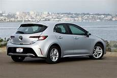 2019 toyota corolla hatchback priced at 20 910 the