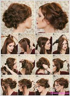 Diy Prom Hairstyle