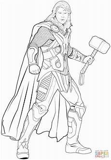 Malvorlagen Ragnarok Thor Ragnarok Coloring Pages New Thor Coloring