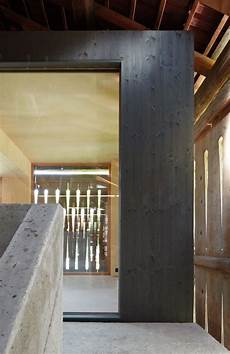 Gasser Derungs Umbau Stall Zu Wohnhaus Im Stall