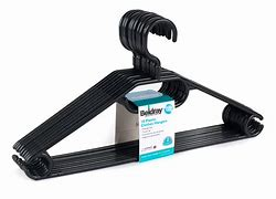 Image result for Plastic Clothes Hangers